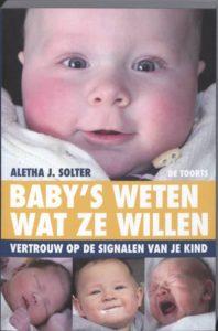 Voorkant boek Baby's weten wat ze willen